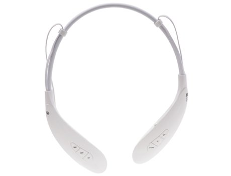 Auriculares Bluetooth BLING BBHS840T em Branco — In Ear | Microfone | Atende chamadas