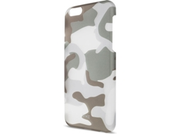 Capa ARTWIZZ Camouflage Clip iPhone 7 Plus, 8 Plus Cinzento — Compatibilidade: iPhone 7 Plus, 8 Plus
