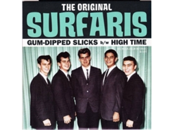 Vinil The Original Surfaris - Gumboot Soup (1CDs)