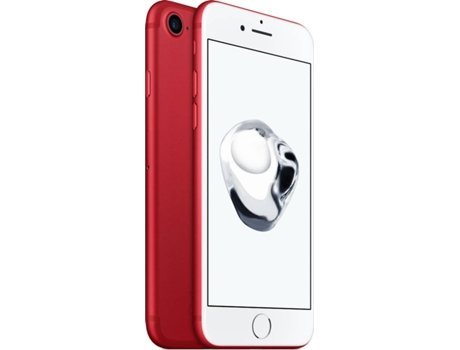 Smartphone APPLE iPhone 7 256GB Red — iOS 10 / 4,7'' / A10 64 bits