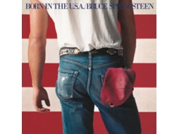 CD  bruce springsteen born in the u.s.a. 2015 revised art & ma — Pop-Rock