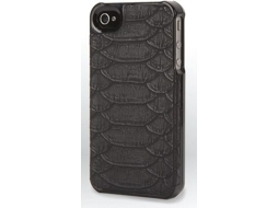 Capa GRIFFIN Griffin Moxy Form Python iPhone 5, 5s, SE Preto — Compatibilidade: iPhone 5, 5s, SE