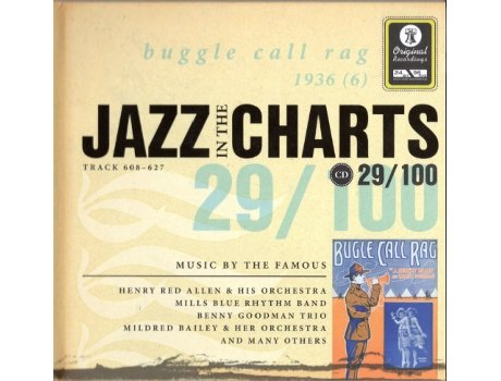 CD Jazz In The Charts 29/100 - Buggle Call Rag (1936 )