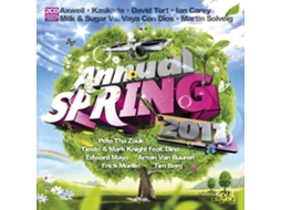 CD Vários-Annual Spring 2011 - Mixed By Soul Playerz — House / Electrónica