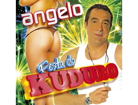 CD Angelo - Festa do Kuduro — Portuguesa