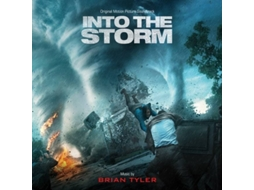 CD Tyler,Brian - Storm Hunters (Into the Storm) (1CD)