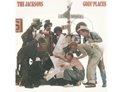 Vinil LP The Jacksons - Goin' Places — Pop-Rock