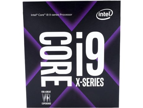 Processador INTEL-Core i9-7920X (Socket LGA2066 - Dodeca-Core - 2.9 GHz) — INTEL Core i9-7920X | Socket LGA2066
