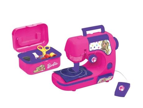 Máquina de Costura Barbie Lexibook