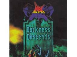 CD Dark Angel  - Darkness Descends