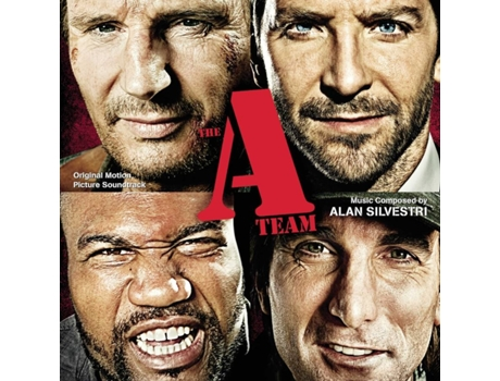 CD Alan Silvestri - The A-Team (Original Motion Picture Soundtrack)