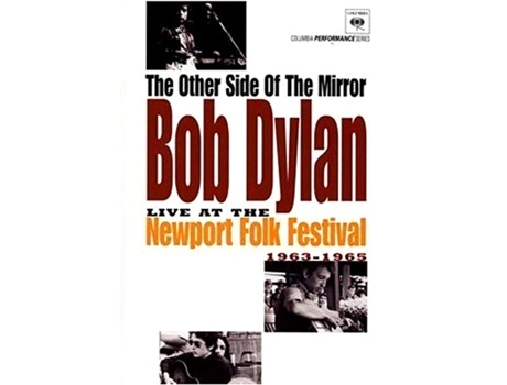 DVD Bob Dylan - The Other Side of the Mirror: Bob Dylan. — Pop-Rock