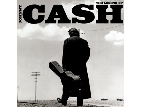 Vinil Johnny Cash: The Legend Of Johnny Cash — Pop-Rock