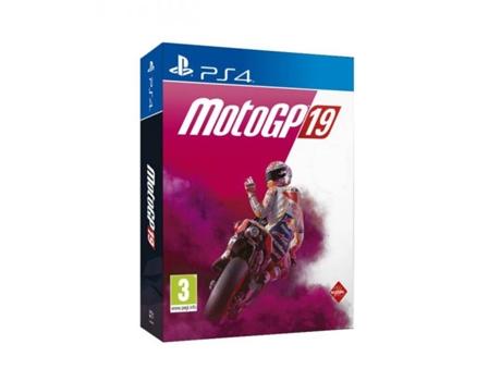 Jogo PS4 Moto GP19 Deluxe Edition
