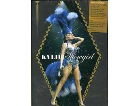 CD/DVD Kylie Minogue - Showgirl: The Greatest Hits — Pop-Rock