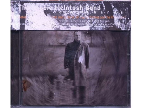 CD The Robbie McIntosh Band - Emotional Bends