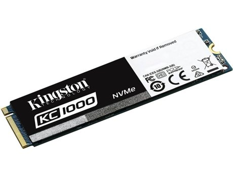Disco Interno SSD KINGSTON 960GB KC1000H PCIe — 960 GB