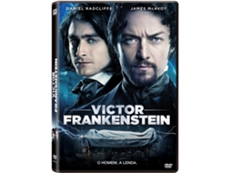 DVD Victor Frankenstein — Do realizador Paul McGuigan