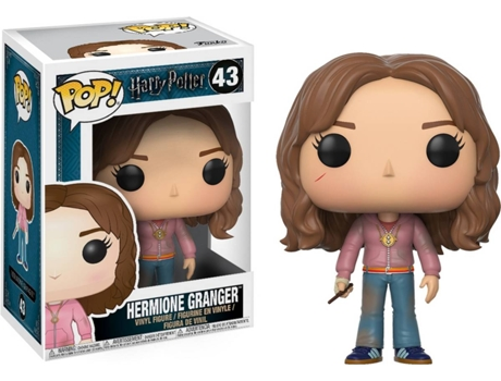 Figura Vinil FUNKO POP! Harry Potter: Hermione with Time — Harry Potter