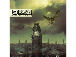 CD Three Doors Down - The Time Of My Life — Pop-Rock