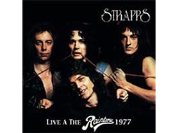 CD Strapps - Live At The Rainbow 1977