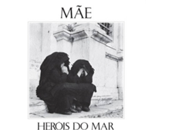 Vinil LP Heróis Do Mar - MÃE — Pop-Rock