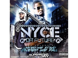 CD Nyce Da Future - NBK Volume 3 : United We Stand Divided We Fall