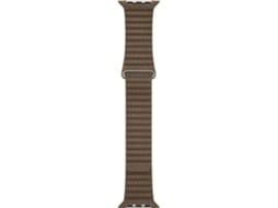 Bracelete APPLE 42mm Light Brown Leather Loop - Large — Bracelete | 42 mm | Grande