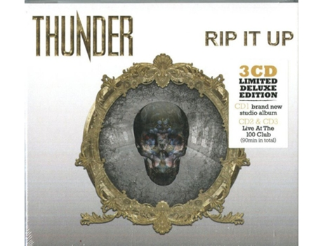 CD Thunder  - Rip It Up