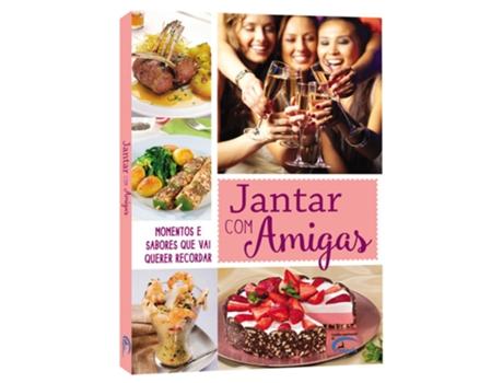 HTTPS://MBOOKS.PT/JANTAR-COM-AMIGAS.HTML - Jantar com Amigas
