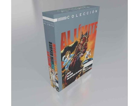 DOLMEN EDITORIAL - Livro Estuche Coleccion Al Limite (Edicion Limitada) de VVAA (Espanhol)