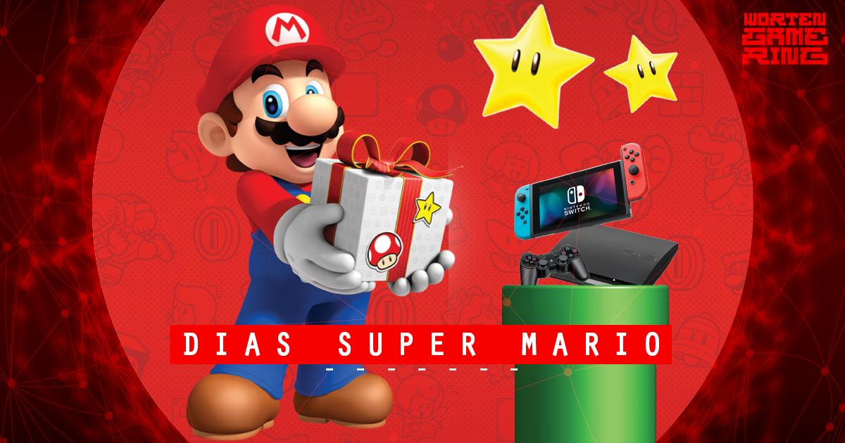 Dias Super Mario