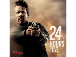CD Tyler Bates - 24 Hours To Live
