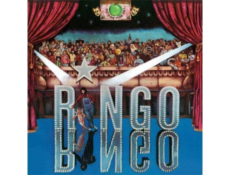 Vinil LP Ringo Starr - Ringo — Pop-Rock