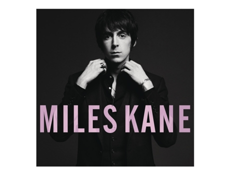 CD Miles Kane - Colour of the Trap — Pop-Rock