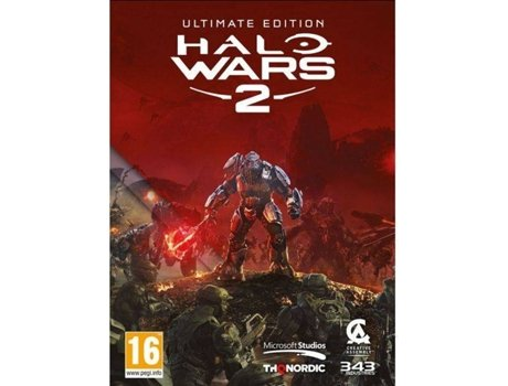 Jogo PC Halo Wars 2 - Ultimate Edition