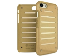 Capa iPhone 7 I-PAINT Metal Gold — Capa / iPhone 7