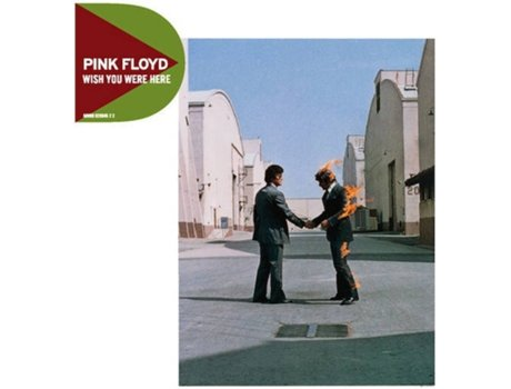 CD Pink Floyd - Wish You Were Here — Pop-Rock