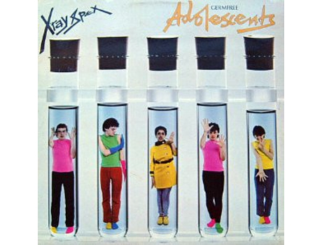 CD X-Ray Spex - Germ Free Adolescents