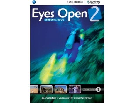 CAMBRIDGE - Cambridge Manual Eyes Open 2 English 6 (Inglês)