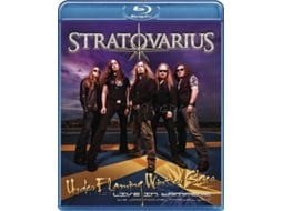 Blu-ray Stratovarius - Under Flaming Winter Skies (Live In Tampere - The Jörg Michael Farewell Tour)