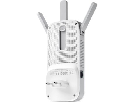 Repetidor de Sinal TP-LINK RE450 (AC1750 -  450 + 1300 Mbps) — Dual Band | 1750 Mbps