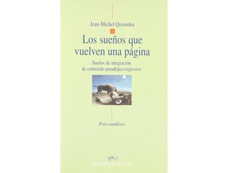 Livro Sueños Que Vuelven Una Pagina,Los de Jean-Michel Quinodoz (Espanhol)