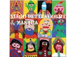CD Tiago Bettencourt & Mantha - O Jardim — Alternativa/Indie/Folk