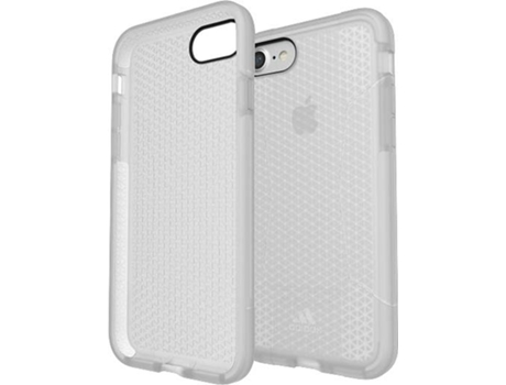 Capa ADIDAS Agravic iPhone 6, 6s, 7, 8 Branco — Compatibilidade: iPhone 6, 6s, 7, 8