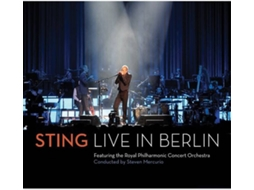 CD Sting - Live In Berlin — Pop-Rock