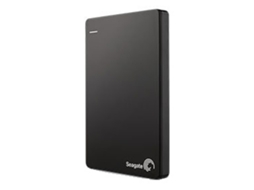 Disco Externo 2.5'' SEAGATE Backup Plus Slim 500GB Preto — 2.5'' | 500 GB | USB 3.0