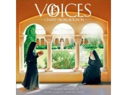 CD The Benedite Nuns Of Notre - Voices Chant from Avignon — Clássica