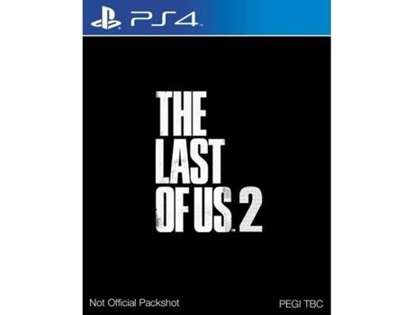 92bb049e4 Pré-venda Jogo PS4 The Last Of Us II