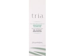 Gel Smooth Start Calming TRIA BEAUTY 60ml — Para aplicar antes da depilação